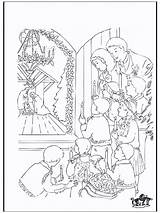 Crib Fargelegg Nativity Advertisement Annonse sketch template