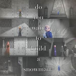 Do You Wanna Build A Snowman – Disney Forever