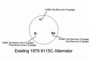 -d Terminal On Alternator Question