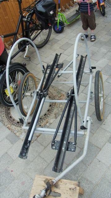 mit dem fahrrad fahrraeder transportieren und andere