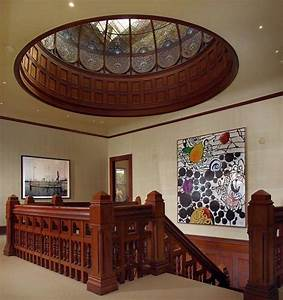 Stained, Glass, Ceiling, Designs
