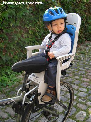 hamax siege velo siège vélo bébé hamax smiley compatible vtt sans porte