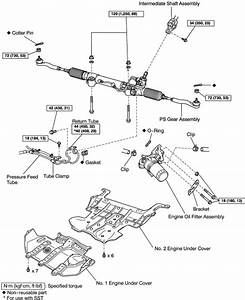 Schematics And Diagrams  Power Rack  U0026 Pinion Steering Gear