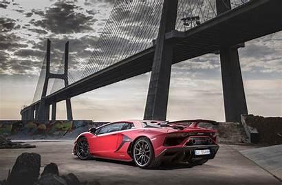 Lamborghini Svj Aventador Wallpapers 5k Rear 4k