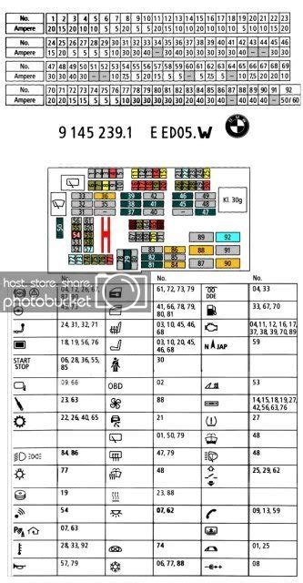 06 Bmw E90 Fuse Diagram by Non Switched Power For 2010 E92