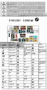2008 328i E90 Fuse Digram - Bimmerfest