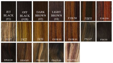 Different Shades Of Black Hair Color by Brown Hair Color Shades More Great Hair Pins At Http