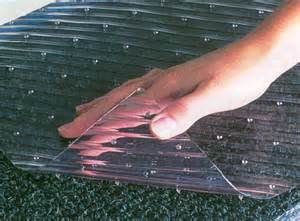 Plastic Floor Mats To Protect Carpet by Hallways And Warehouse Runners