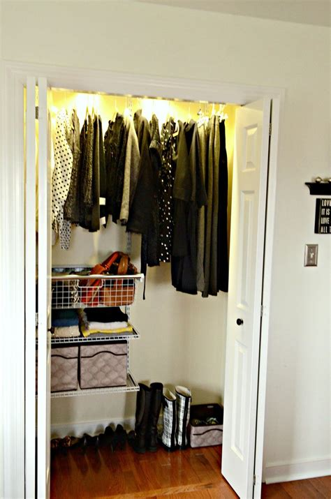 What Does Closet by How To Organize And Transform A Closet Stonegable