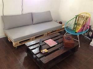 Couch Aus Paletten : sofa aus paletten integrieren diy m bel sind praktisch und originell ~ Markanthonyermac.com Haus und Dekorationen