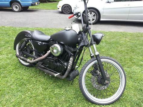 Buy Harley Sportster Bobber Custom Evo 12oo Engine Gang On