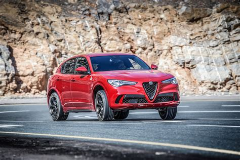 explore the 505hp alfa romeo stelvio quadrifoglio in 85 images carscoops