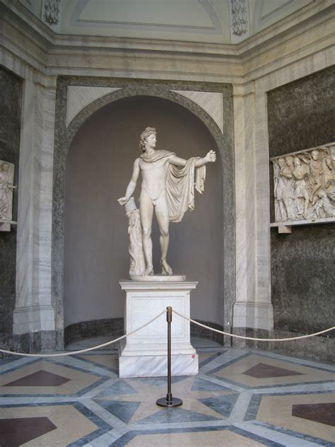 File:Apollo Belvedere-Vatican Museums.jpg - Wikimedia Commons