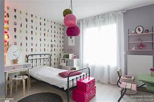 emejing chambre petite fille but pictures seiunkelus With chambre pour petite fille