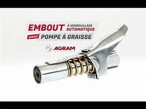 Pompe A Graisse : embout verrouillage automatique pour pompe graisse youtube ~ Edinachiropracticcenter.com Idées de Décoration