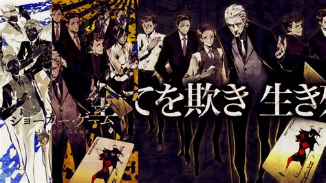 Joker Anime Wallpaper - joker hd wallpaper and background image