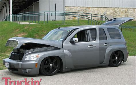 chevrolet hhr custom reviews prices ratings with various