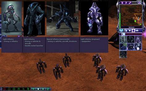 concept  scrin units  portal image tiberium