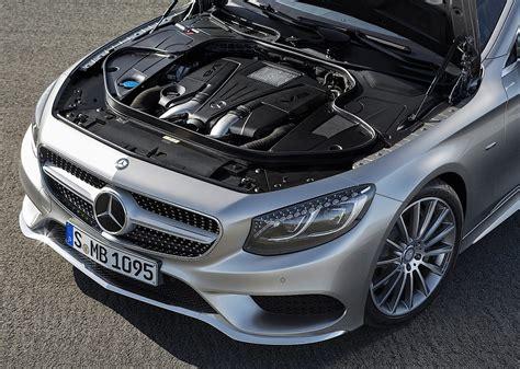 2018 Mercedes Benz S550 4matic Coupe Mercedes Benz