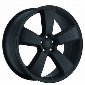 22 U0026quot  Dodge Charger Srt8 Wheels Satin Black Oem Replica Rims