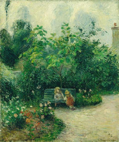 Angoli Di Giardino by Angolo Di Giardino All Hermitage Opera Di Camille Pissarro