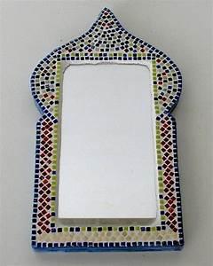 Petit Miroir Carré : miroir oriental nano mosa que photo de mosa ques objets ~ Teatrodelosmanantiales.com Idées de Décoration