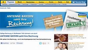 Antenne Bayern Zahlt Ihre Rechnung Aktuell : antenne bayern wer zahlt hier die rechnung ~ Themetempest.com Abrechnung