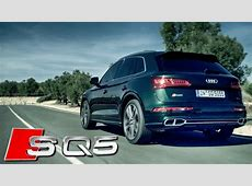 Audi SQ5 2017 SOUND ACCELERATION & LOOKS by AutoTopNL