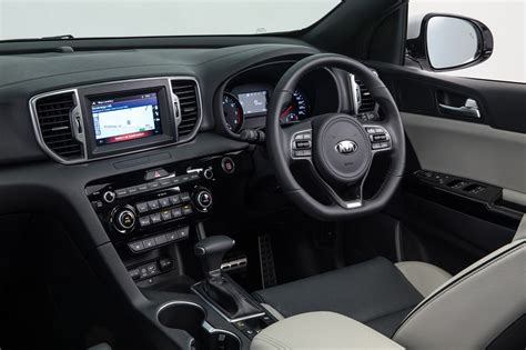 2018 Kia Sportage Gtline Review  Behind The Wheel