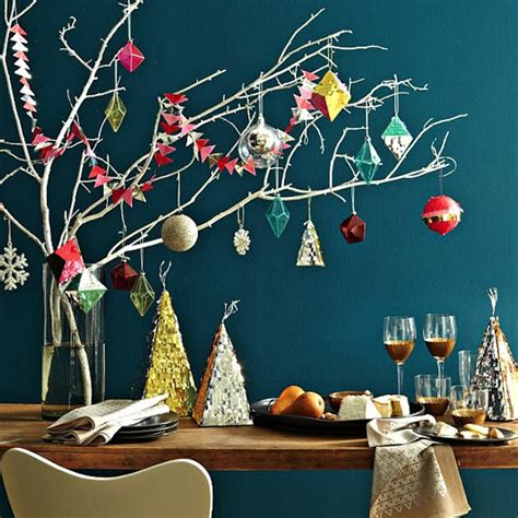 18 modern christmas tree alternatives brit co