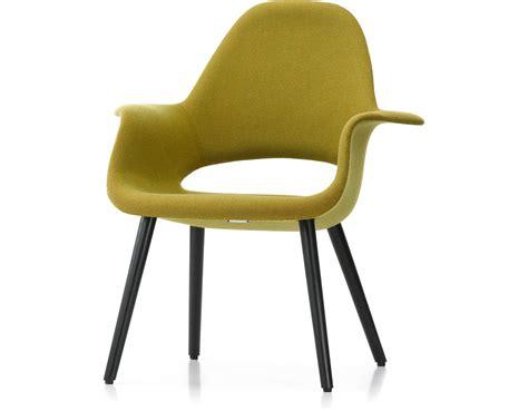 Vitra Charles Eames Chair by Eames Saarinen Organic Chair Hivemodern