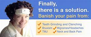 Comfort Headband That Stops Teeth Clenching  U0026 Grinding