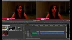 Adobe Premiere Pro CC - Editing a TV / television news ...