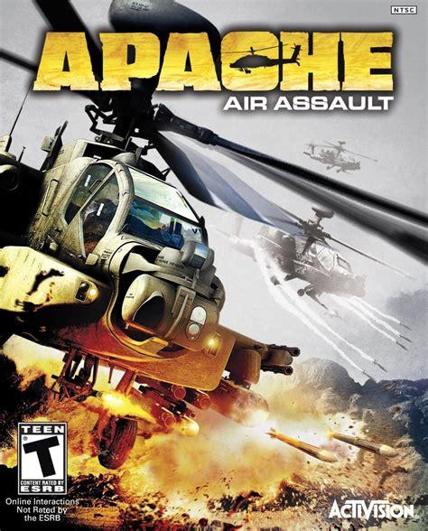 Apache Air Assault Walkthrough Video Guide (xbox 360, Ps3, Pc