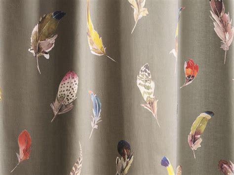 tissus occultant pour rideaux tissu en pour rideaux birds gallery collection paradise by zimmer rohde