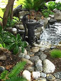 small water features Pin by Shann Steinway on Outdoors | Ponds backyard ...