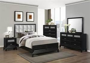 chambre grise un choix original et judicieux moderne With chambre parquet gris