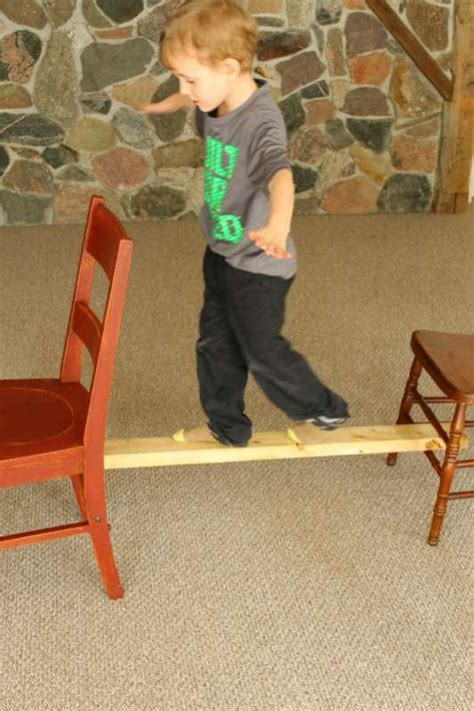 a balancing indoor activity for toddlers on as we grow 457 | HOAWG balance beam 4