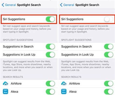 how to clear iphone search history how to clear spotlight search history in iphone