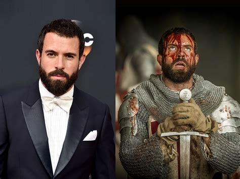 tom cullen workout knightfall tom cullen is the swolest templar on tv