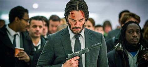 John Wick Chapter 3 Photos Promise New Locations And Dogs