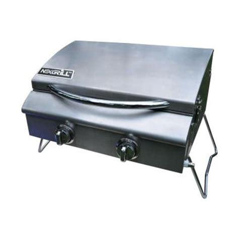 table top griddle propane upc 044376281885 nexgrill grills portable 2 burner