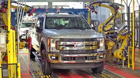 ford  series  production youtube