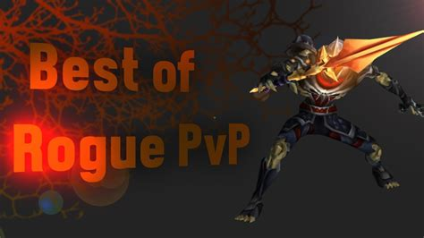 wow rogue classic pvp