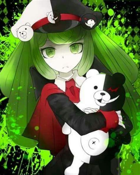monaka towa danganronpa characters anime anime art