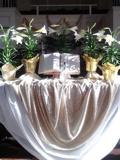 images  flowers  church  pinterest