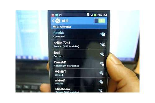 android 4.3 baixar galaxy s4 wifi problem
