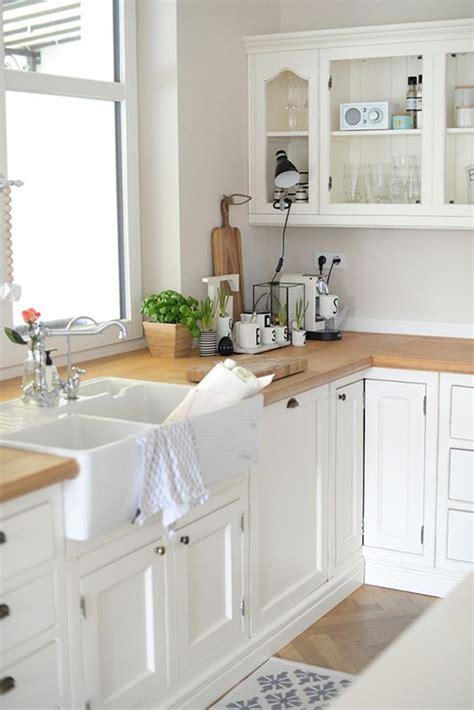 Küche Landhausstil by Die 25 Besten Ideen Zu K 252 Chen Landhausstil Auf