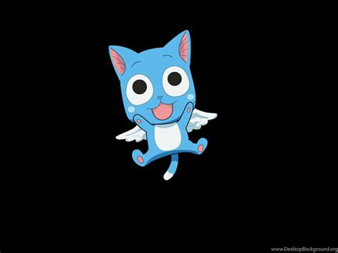 happy fairy tail gorgeous hd wallpapers image detail