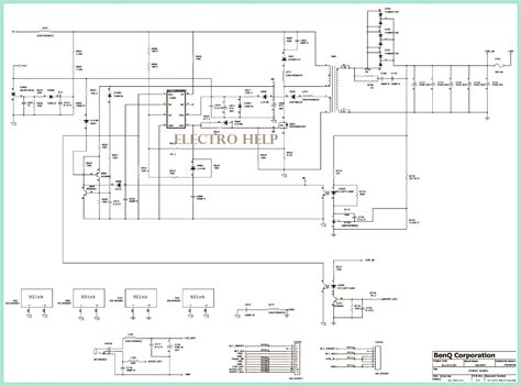 Dell Repair Diagram by Dell 2407 And Benq Lcd Monitors Power Supply Regulator